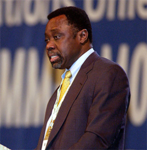 K.Y. Amoako - Founder of ACET